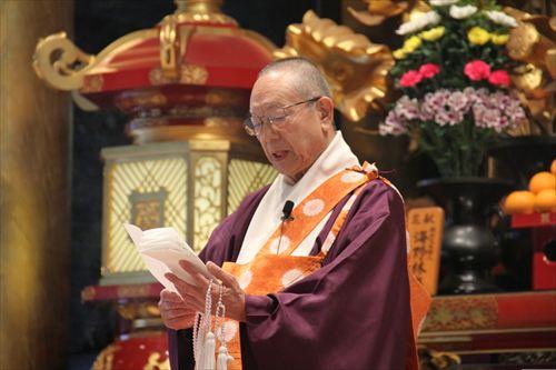 日蓮宗宗務総長